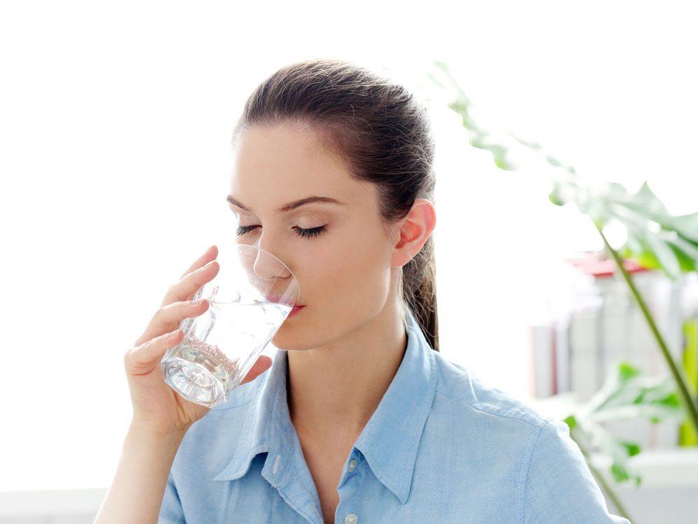 Avoir le diabète donne soif