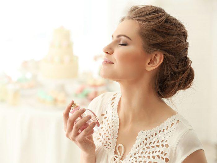Pour un sommeil réparateur, portez attention aux odeurs.