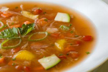 Dans votre soupe