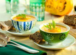 Comblez la faim par des aliments chauds