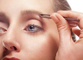 Épilation professionnelle des sourcils: ce que vous devez savoir