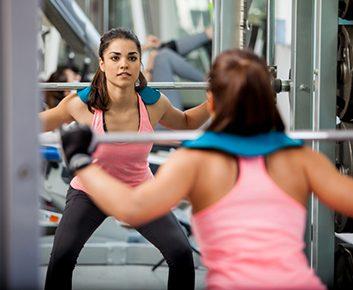 5. Position de squat (2 minutes)