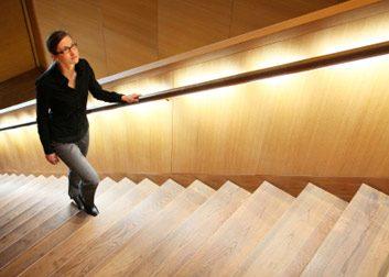 Pour être en meilleure santé: empruntez les escaliers