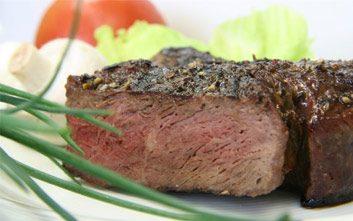 Q. Je déteste tous les produits de la mer et j'adore la viande de bœuf. Cela ne changera jamais. Suis-je une cause perdue ?