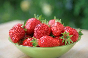 5. Vinaigrette douce aux fraises