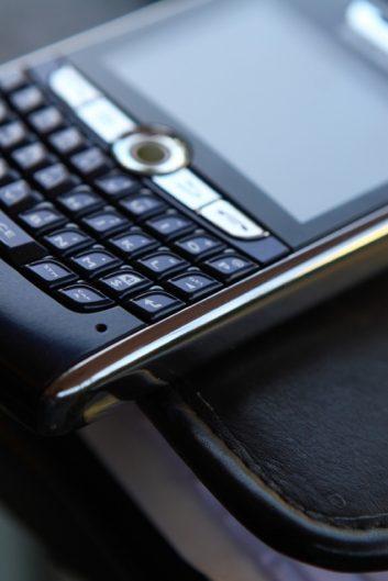 Donnez congé à votre BlackBerry