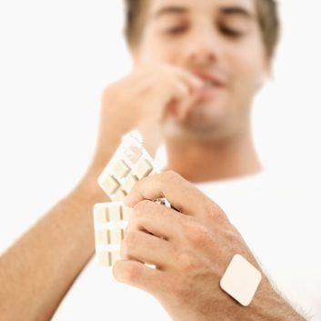 3. Essayez les substituts nicotiniques.