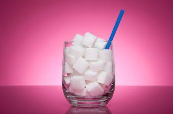 Manger (ou boire) trop de sucre