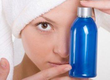 2. Les shampoings sont dangereux.
