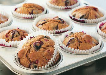 Vous rêvez d'un gros muffin banane-noix du café du coin?