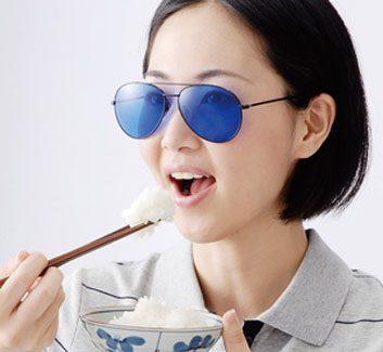 Japon: des lunettes de soleil pour la perte de poids