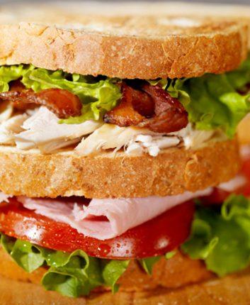 5. Les aliments surdimensionnés