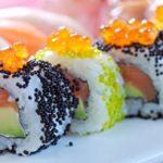 Comment manger les sushis