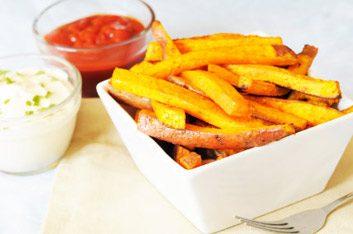 6. Mangez de la patate douce