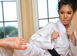 Tendance fitness: Taekwondo