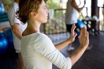 5. Le qi gong renforcerait votre système immunitaire.