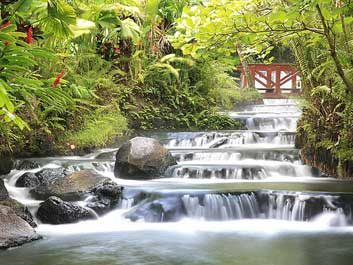 8. Tabacón Grand Spa Thermal Resort, Costa Rica