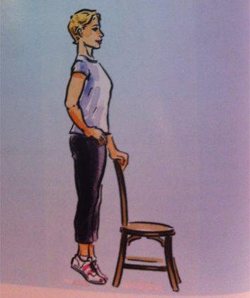 Exercice no. 6: Talons levés