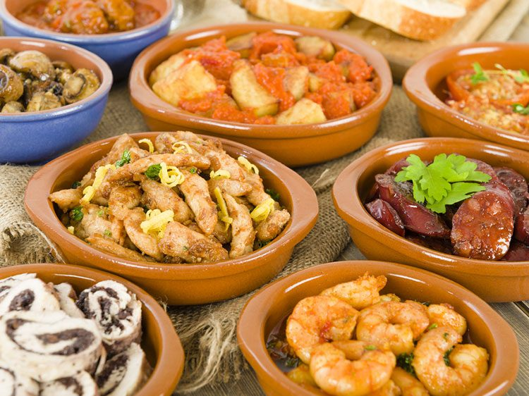 Espagne: mangez lentement