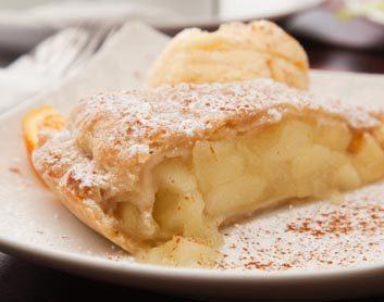 Tarte aux pommes à pâte de grains entiers