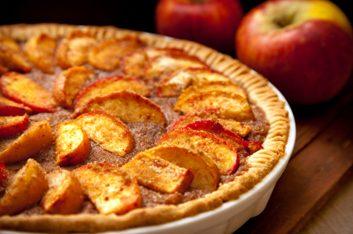 1. Tarte aux pommes