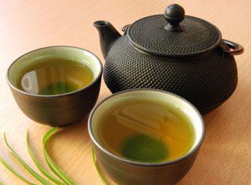 2. Le thé vert