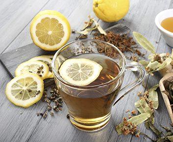 Tisane au citron