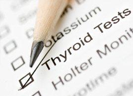 L'auto-examen de la thyroïde