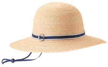 Le chapeau R6 en raphia à bord moyen de Tilley