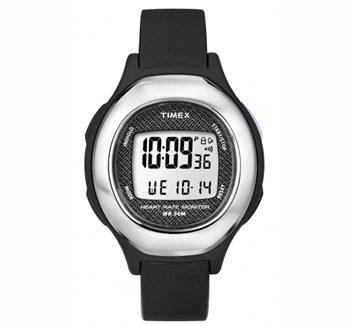 4. La montre-chronomètre Health Touch HRM de Timex