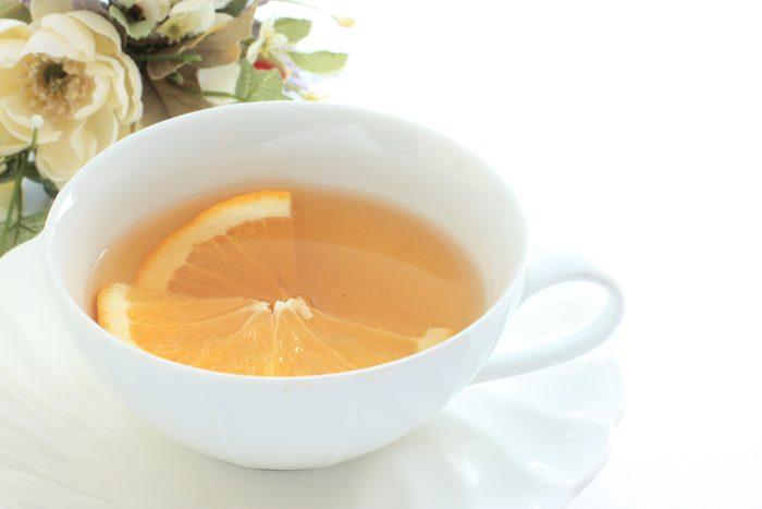 Fleur d'oranger (Citrus aurantium)