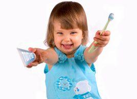 Les enfants et les soins dentaires