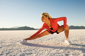 Fortifier le ventre, les jambes et les fesses