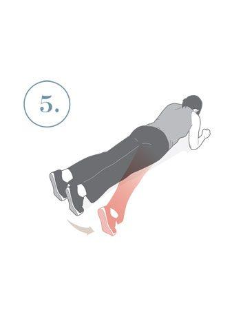 5. Planche et pas de côté