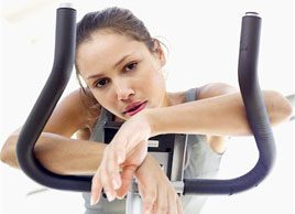 Trop malade pour faire de l'exercice?