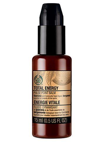 Fluide dynamisant Énergie vitale The Body Shop