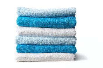 9. Ne partagez pas vos serviettes