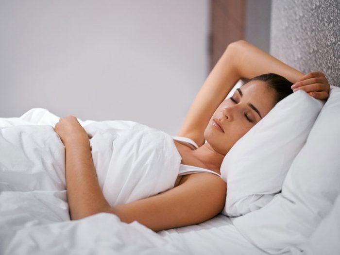 Vous dormez plus longtemps qu'avant?