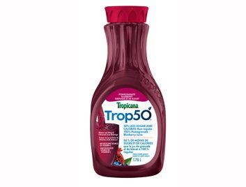 Trop50 Grenade et bleuet de Tropicana