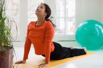 4. Le yoga est bon pour le corps