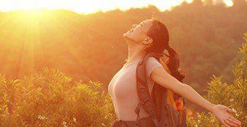 8 incomparables vacances pour perdre du poids