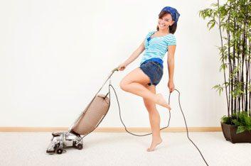 Utilisez le nettoyage à la vapeur pour vos tissus de mobilier et vos tapis