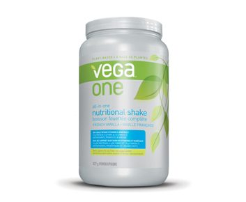 Les Nutritional Shakes de Vega One
