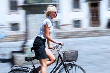4. Le vélo est bon pour votre moral.