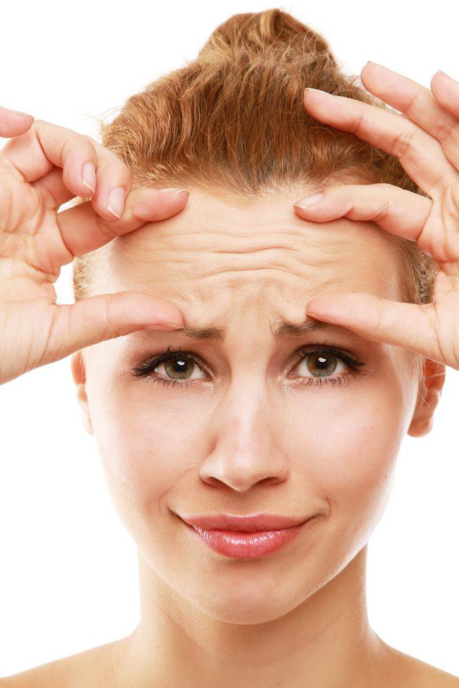 Problème de peau : premiers signes de vieillissement
