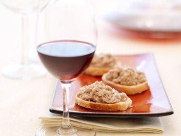 Buvez un verre de vin au dîner (un seul)