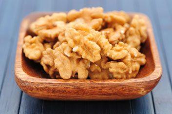 Aliment anti-stress no. 4: Les noix