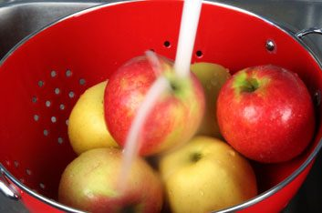 6. Quels fruits lavez-vous avant leur consommation?