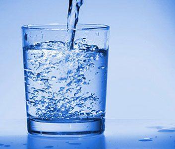 3. L'eau