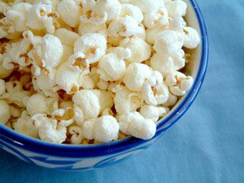 Vous rêvez d'un sachet de 45grammes de maïs soufflé au beurre d'Orville Redenbacher (190calories, 13grammes de lipides)?